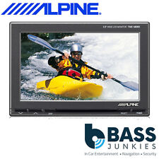 """Alpine TME-M680EM 5.8"""" Wide Screen Monitor Add-on Display without Black-Box for"""