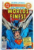 DC WORLD'S FINEST COMICS (1979) #258 Signed by George Tuska w/COA FN Ships FREE!