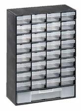 Allit VarioPlus Hobby 33 schwarz Kleinteilemagazin Sortimentskasten 458033