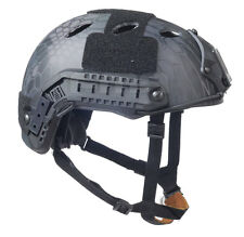 Military Tactical Airsoft Paintball FMA FAST Helmet-PJ TYPHON T872 M/L