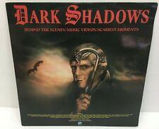 Dark Shadows: Behind the Scenes (1991) [CLV9800] Laserdisc Not A DVD