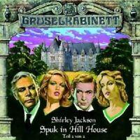GRUSELKABINETT 9 - SPUK IN HILL HOUSE (TEIL 2 VON 2)  CD NEW