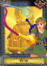 Legend of Zelda The 2016 Enterplay Trading Card 66 Whip Link Skyward Sword