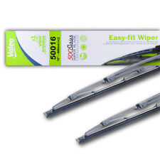 """NEW 16"""" PAIR OF OEM WIPER BLADES FITS CHEVROLET CHEVELLE 1968-1973 25788743"""