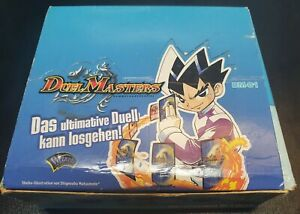 Duel Masters TCG DM-01 Booster box GERMAN