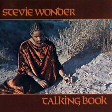 STEVIE WONDER The Talking Book MOTOWN RECORDS Sealed Vinyl Record LP