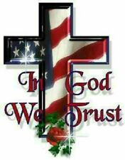 Address Labels - Patriotic - In God We Trust 01