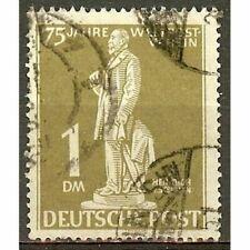 Gestempelte Briefmarken mit BPP-Signatur aus Berlin (1948-1949)