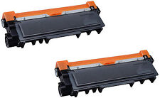 2 x Compatible NON-OEM TN2310 Black Toner Cartridge For Brother HL-L2340D