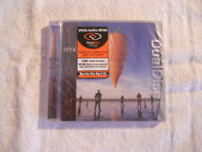 """Styx """"Cyclorama"""" Rare 2004 Dual Disc cd Printed in USA New Sealed"""
