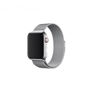 Milanese Loop for Apple Watch™ 44mm - Silver