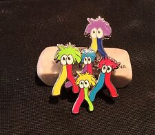Mome Raths Disney's Alice In Wonderland Tulgey Wood Fantasy Pin LE50