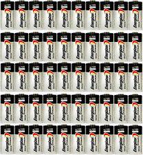 Energizer 3v CR123A Batteries *50 PACK* (EL123 & DL123) Expiration 2028