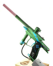 PLANET ECLIPSE EGO 9 PAINTBALL MARKER - GREEN