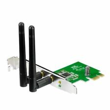 Asus PCE-N15 300Mbps 802.11B/G/N PCI Express Wireless Network Adaptor Wifi Card