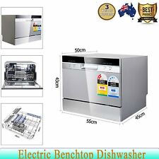 5 Star Chef Electric Benchtop Dishwasher Freestanding Machine Threefold Filter