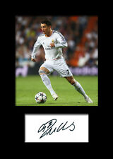 CRISTIANO RONALDO #5 Signed Photo Print A5 Mounted Photo Print - FREE DELIVERY
