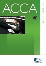 ACCA - P4 Advanced Financial Management: Study Text by BPP Learning Media