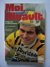 (Cyclisme) Moi, Bernard Hinault / B.Pascuito & O.Rey / Calmann-Lévy - 1978 (TBE)