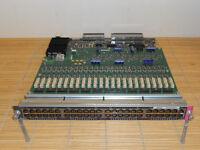 Cisco WS-X6548V-GE-TX Catalyst 6500 Switch 48x 10/100/1000 RJ-45 GIGABIT PoE