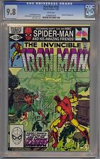 IRON MAN #153 CGC 9.8 MARVEL