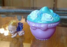 Vintage Kenner Fairy Winkles 1990's Hide And Play Jewelry Box