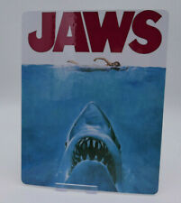 JAWS - Glossy Bluray Steelbook Magnet Magnetic Cover (NOT LENTICULAR)