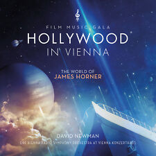 Hollywood in Vienna: The World of James Horner [Blu-ray], New DVDs