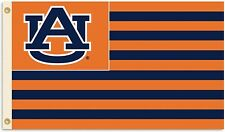 Auburn Tigers Nation Stripes Premium 3x5 Flag Outdoor House Banner University of