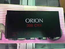 ORION 300 CRX 3 WAY ACTIVE VARIABLE CROSSOVER RARE OLD SCHOOL ITEM!