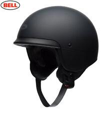 Bell Scout Aire Mate/Negro Mate Casco Medio ECE aprobado todos los tamaños