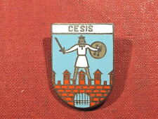 LATVIA OLD PIN ARMS OF THE CITIES (1)