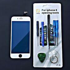 Digitizer Frontglas für iPhone 6 LCD Touchscreen Display Ersatz weiß Glas J Tool