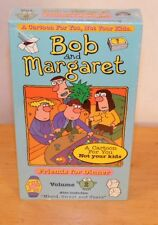Bob and Margaret - Vol. 2 - Friends For Dinner (VHS, 1999)