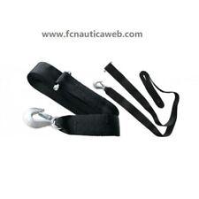 Cinturino In Nylon Con Cinghia Di Ricambio Per Rimorchio Per Verricello Da 7,5 M