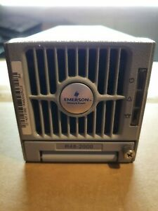 ** Vertiv Emerson Network Power DC Rectifier Power Supply R48-2000 48V DC 2000W