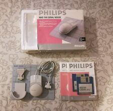 Mouse seriale Philips NMS 1146 vintage