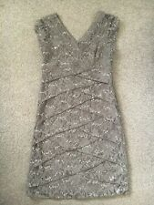 Scarlet Nite Women Ladies mother of bride dress size 12