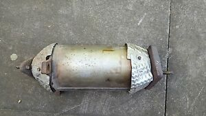 ford  mondeo  tdci  catalytic  converter