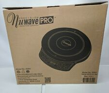 """NuWave Precision Induction 12"""" Cooktop 30301"""