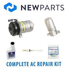 NEW Cadillac DeVille 94-99 4.6L Complete A/C Repair Kit With Compressor & Clutch