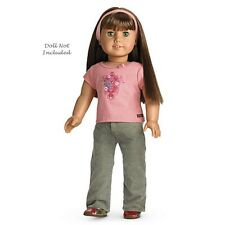 "American Girl MY AG TRUE STYLE OUTFIT for 18"" Dolls Retired Isabelle Gray NEW"
