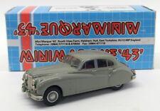 Minimarque 43 1/43 Scale Model Car 11B - Jaguar Mk.VII M-Type Saloon - Dove Grey