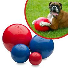 *Boomer Indestructible Ball Solid Dog Ball Tough Durable Chase Toy also Floats