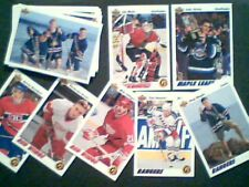 1991  NHL STAR ROOKIE INSERTS 23-CARDS SET