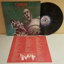 Queen ‎News Of The World LP 1977 Elektra Records 6E-112 1st Pressing Gatefold