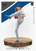 2020 CHRONICLES MAGNITUDE RC DUSTIN MAY LOS ANGELES DODGERS ROOKIE - B4723