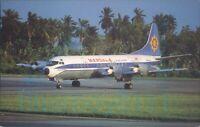 Mandala Airlines Lockhead L 188C Electra at medan
