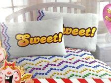 Twin Size Sheet Set Candy Crush