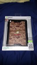 apple ipad mini w/retina display trident military series cyclops case*New